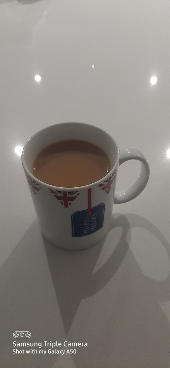 Cheers to sir captain Tom Moore rase a cup of tea to sir captain Tom Moore what a great man what a legend May he be remembered forever and not forgotten thank you for everything you've done for us the NHS and fighting in world war 2 #CaptainSirTomMoore @captaintommoore