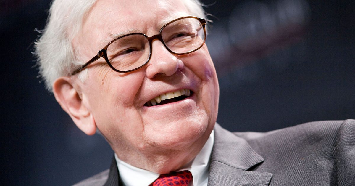 Warren Buffett praises AAPL stock in annual letter, Berkshire's stake now valued  at $120 billion https://t.co/2DV3Hvh416 #macinasnap #apple https://t.co/q9bljWLPeD