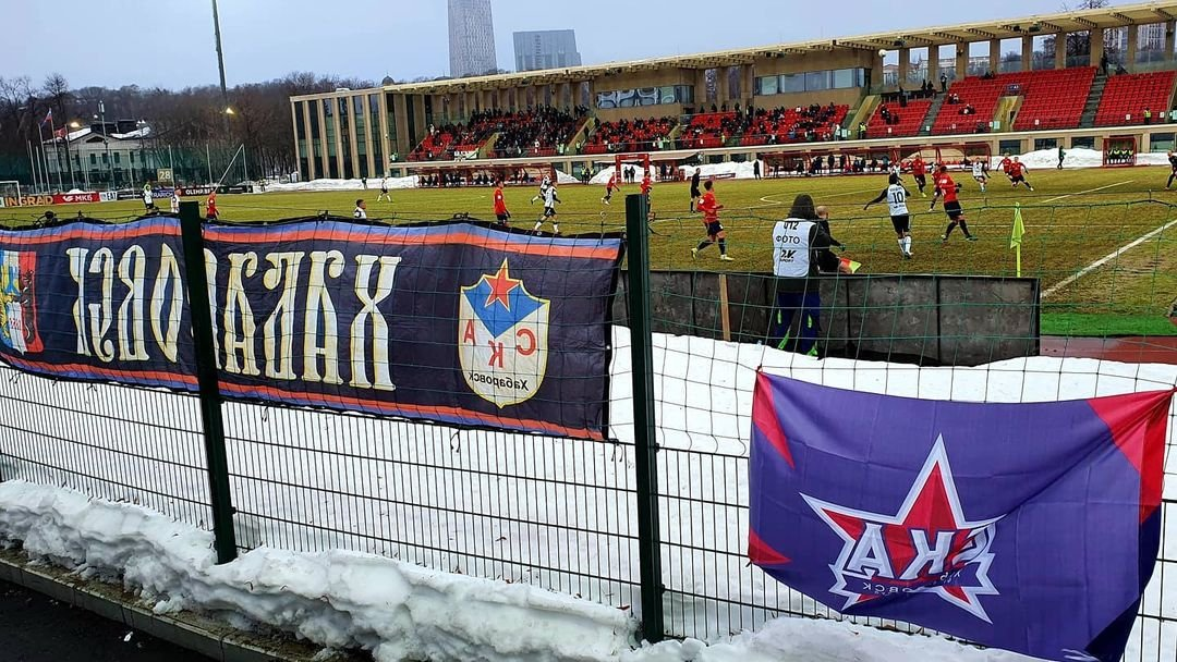 FNL is back: Moscow, Luzhniki (Sportivniy gorodok), Torpedo Moscow, SKA Khabarovsk, 520 fans (with restrictions).