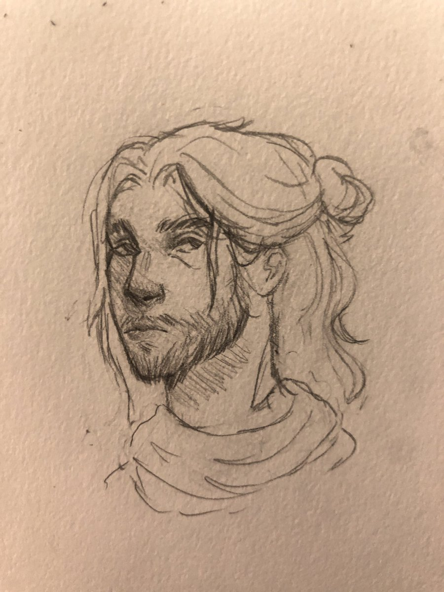 Replying to @treyadeutsch: fuck it, lil caleb doodle because i love him #criticalrolefanart