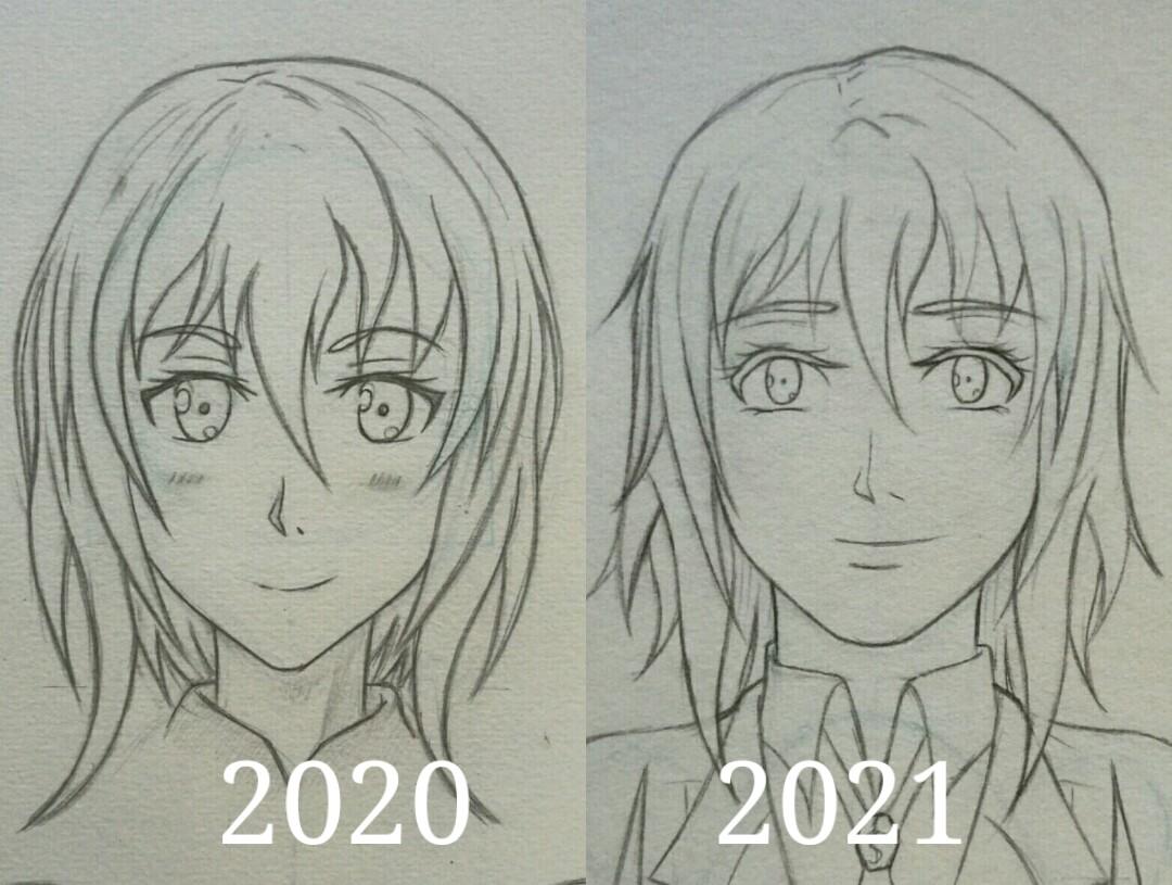 Volviendo a diseñar a los personajes de mi novela... Esta es la primera parte e iniciamos con Ellie👐  #drawing #draw #art #anime #animeart #characterdesign #Sketching #ocdrawing #pencilart #originalcharacter #oc #sketch #illustration #manga #mangaart #fabercastell