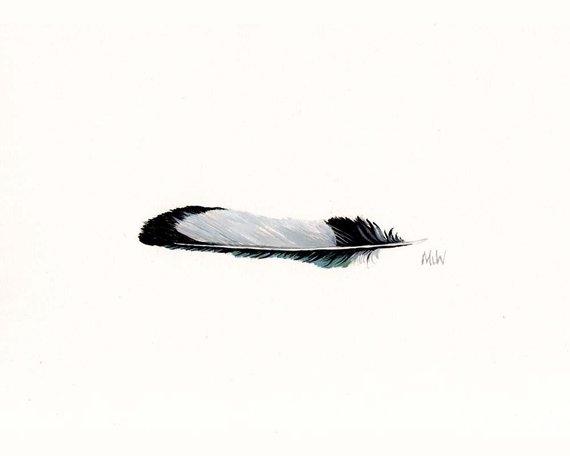 So fresh and modern  birds wallart #art illustration