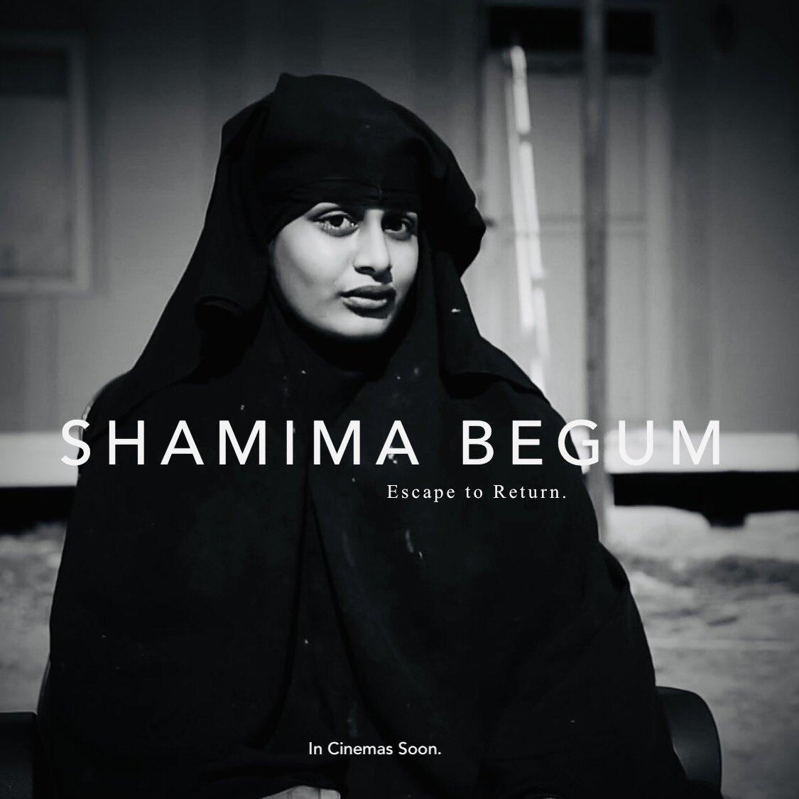 S H A M I M A  B E G U M  in cinemas soon. #concept #film #ShamimaBegum #news #bbc #new #concept #poster #art #twitter #define #4k #define4k #shamima #begum #movie #disney #AmazonPrime #CH