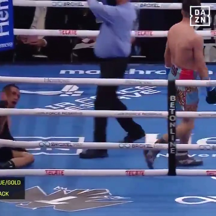 Replying to @DAZNBoxing: Marc Castro improves to 2-0 👏