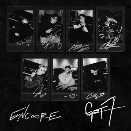 รู้สึกได้ว่า...ศิลปินเค้าก็รักแฟนคลับมีอยู่จริงและใช่ค่ะด้อมนกเขียวกับผชของเค้า😁💅 #GOT7 #ENCORE #GOT7_ENCORE