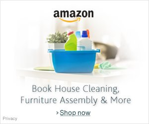 #NASCAR Try Amazon Home Services