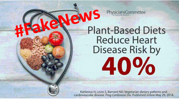 #vegan DOES NOT improve #CVD! The latest Cochrane review states no benefit.  Nothing long term and short term results in ⬆️ Triglycerides and ⬇️ HDL. Aren't they the surrogate markers of poorer outcomes? Keep calling out #vegan propaganda for what it is.