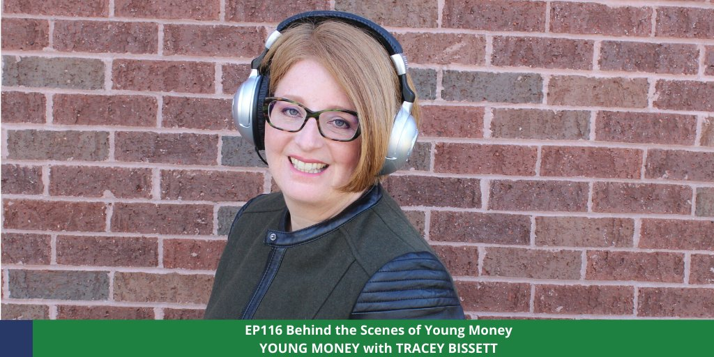 Why I love working in 'the podcast factory' spreading the word about financial fitness, a.k.a. financial literacy, and how important it is to get this fundamental life skill. Hear all about it here https://t.co/rYOtuyVEeb. #youngmoney #finlit #control #money #adulting #podcast https://t.co/Wyo16IiHYw