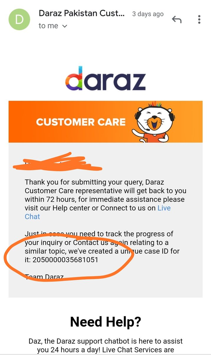 Hey #champ from @darazpk my math is very weak would you please count for me how many unique cases no u guys issued to me for the same issue which is still unsolved ? @daraz_lk @DarazNepal @DarazBangladesh #darazpk @EhsanSaya @Bart_vDijk #bjarkemikkelsen @FaizanMadni5 @JackMa