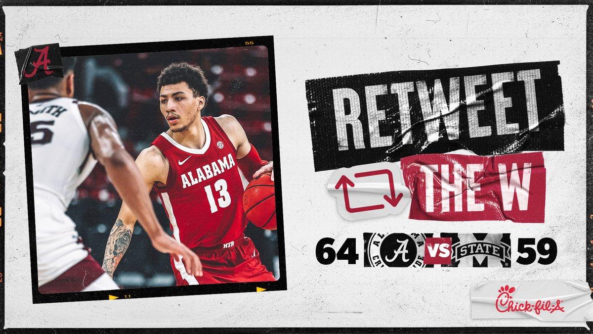 👑 𝗦𝗘𝗖 𝗖𝗛𝗔𝗠𝗣𝗦! @AlabamaMBB wins the programs 8th regular season crown! #RollTide #WhereLegendsAreMade
