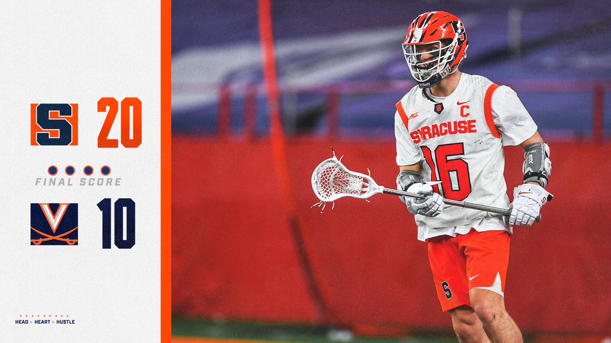 Replying to @CuseMLAX: THAT is Syracuse lacrosse