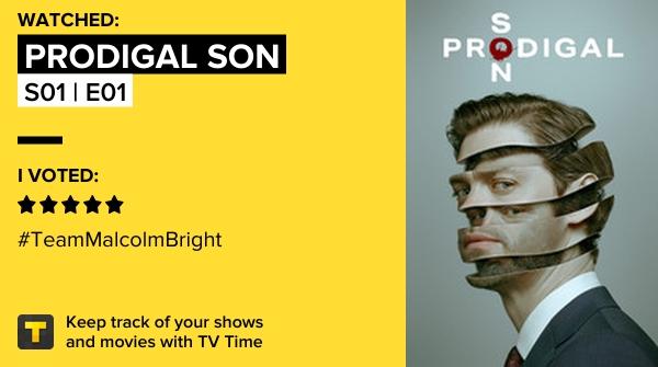 Lá se foi mais um Prodigal Son S01 | E01 #prodigalson   #tvtime