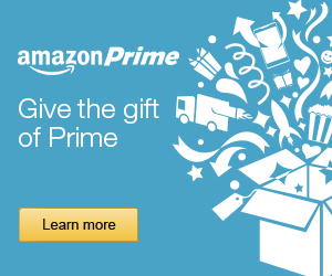 #RollTide Give the Gift of Amazon Prime