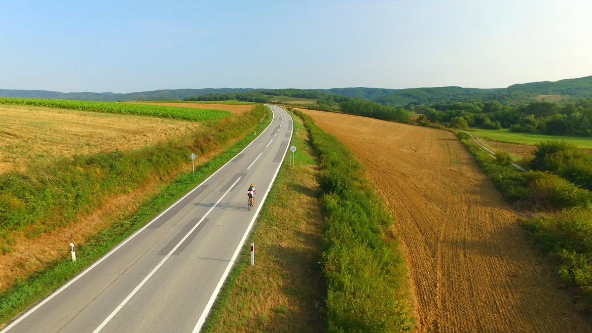 #Slavonia, Croatia's most eastern region, is characterized by flat terrain, numerous rivers, and outstanding natural and cultural sights.  Untouched by mass tourism! Choose within five #Bikademy Studies there and explore #culture and #nature of Slavonia by #bicycle! 🚵♂️🚵