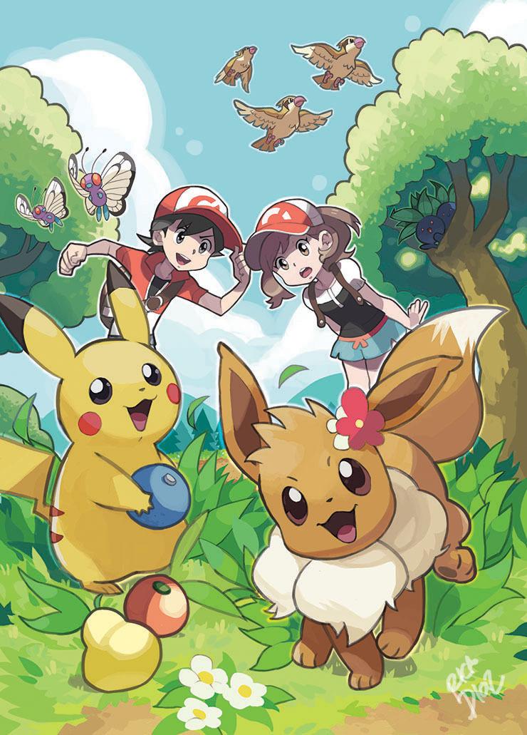 Still striving to be the very best! #PokemonDay #Pokemon25 #Pokemon25thAnniversary