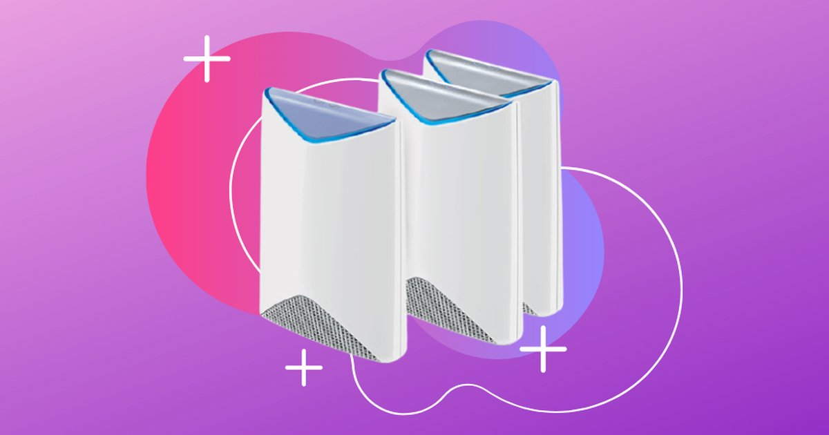Never lose a signal again with this speedy Netgear mesh WiFi system on sale   #like #comment #ff #followday #followback #influencer #vibes #covid #savelife #tech #news