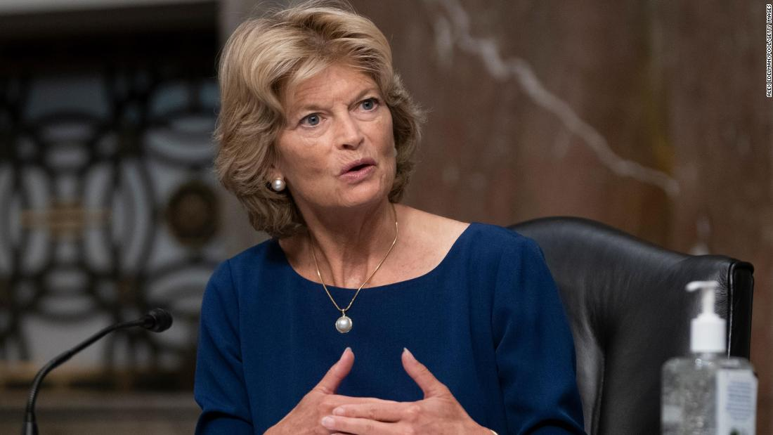 Sen. Lisa Murkowski to meet with OMB nominee Neera Tanden on Monday as her confirmation remains on the rocks
