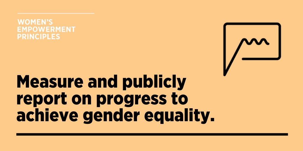 This #WomensHistoryMonth we urge businesses to not only reflect on the past but also take action to advance #GenderEquality today — and ensure a more equitable future for all.How? Initiatives like @WEPrinciples are a good place to start⬇️