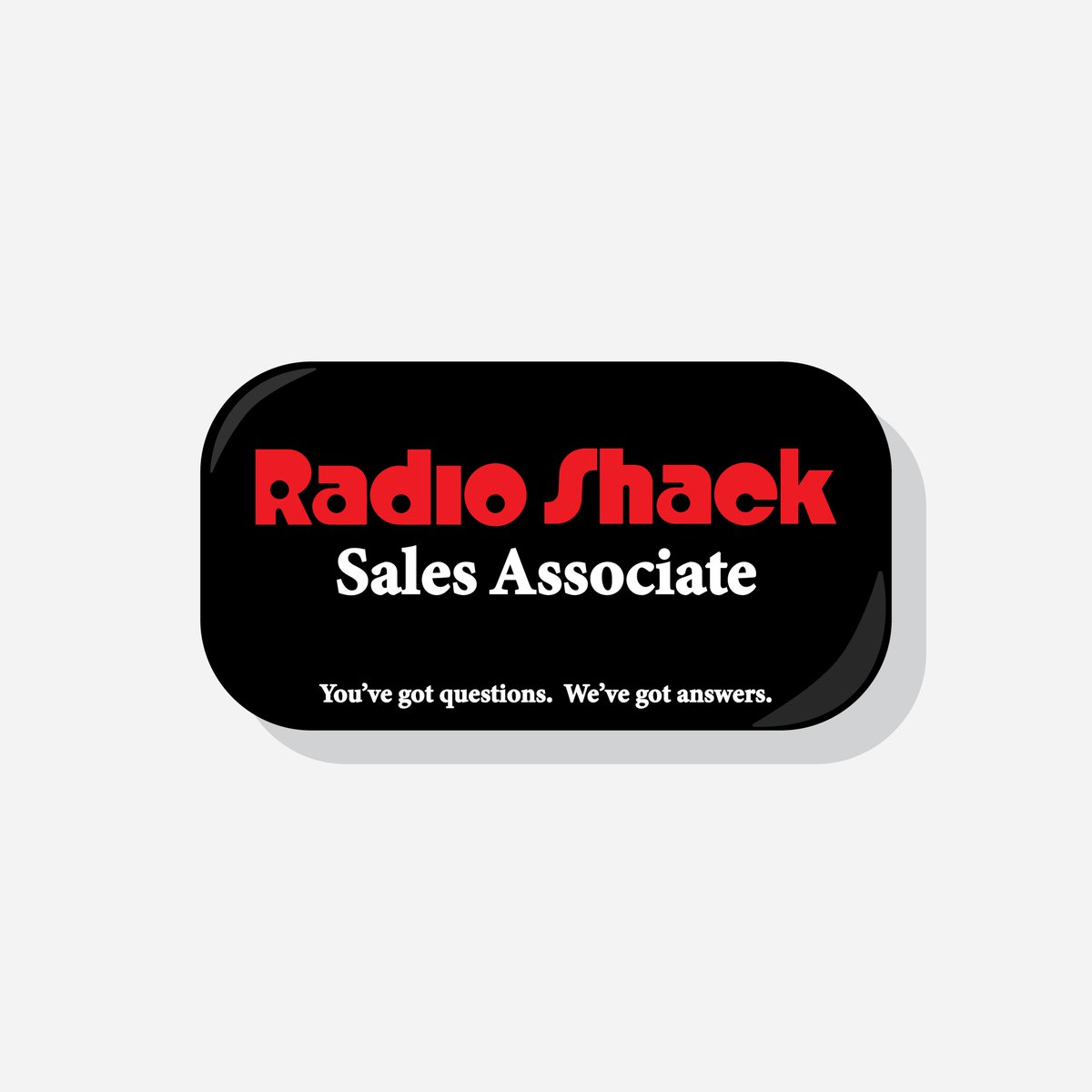 I worked at Radio Shack, back when the Internet was in its infancy, cell phones were moving from cars to handhelds, and a cordless phone's megahertz was extremely important. It is astonishing how much has evolved since then. #radioshack #retrotech #work #oldjobs #retrostores