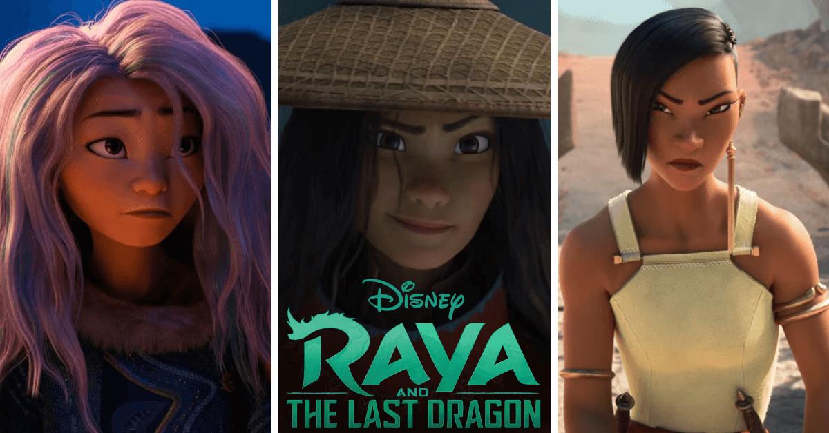 'Raya' Cast Discusses Representation, Meaning of Disney Film   #RayaAndTheLastDragon #disneyplus