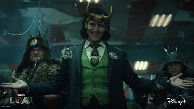La serie de #Loki se estrenará el 11 de junio de este año en el servicio de streaming de #DisneyPlus.