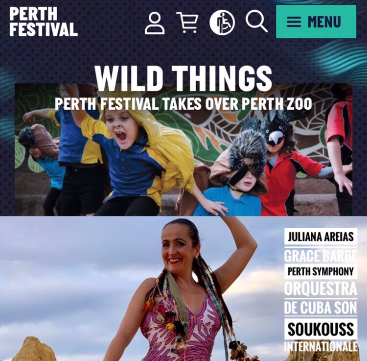Performing this afternoon at The Perth Festival - among friends and for the most adorable wild creatures! See you there little tigers!!!  Sunday 28 Feb 2021 - Full day of concerts for  kids and kids in heart at the Zoo as part of the Perth Festival. #perthfest #perth