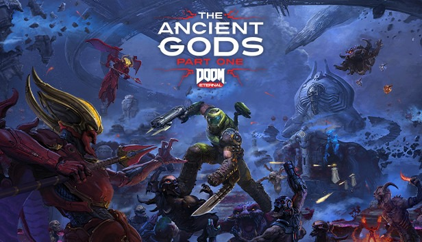I'm gonna have to rebuy #DoomEternal, again, because I cannot get the DLC (Downloadable Content): The Ancient Gods, separately. Rebuying it come with this DLC campaign, assuming it is lol. #Doom #Xbox #XboxOne #videogames #youtube