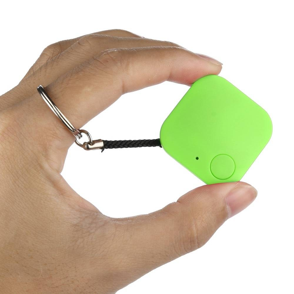 Waterproof Anti-Lost Bluetooth Keychain with Hanging Rope #amazing #happy