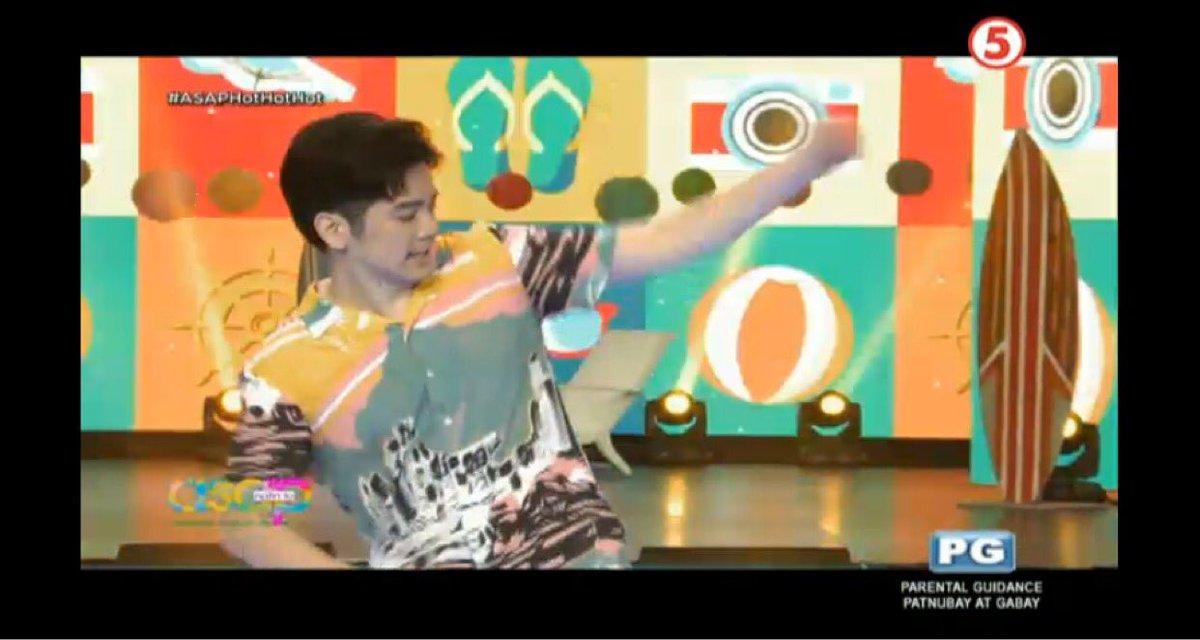 @TV5manila's photo on Joshua