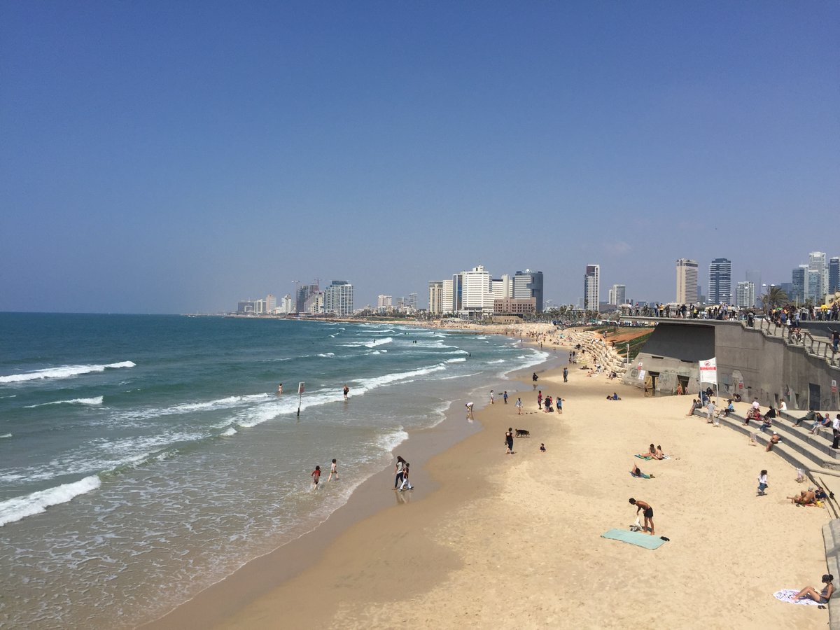 24 Hours In Tel Aviv -   #travel #lookatourworld #travelbloging #travelbloggers
