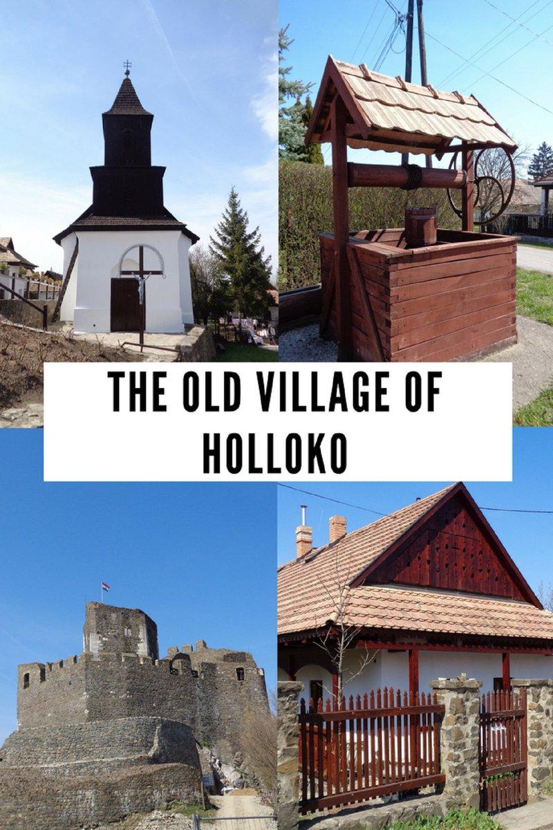 The Old Village of Holloko -   #travel #lookatourworld #travelbloging #travelbloggers #Holloko