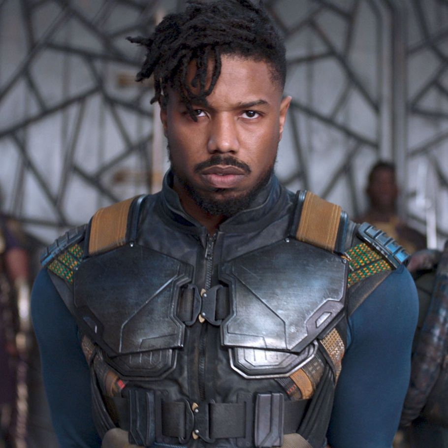 Replying to @KhameekJ03: Seeing too much MBJ Killmonger slander. Don't forget he's one of the best MCU villains