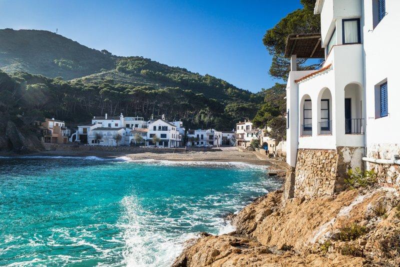 #Begur definitely one of the Costa Brava's little treasures -   #travel #Spain #Catalonia