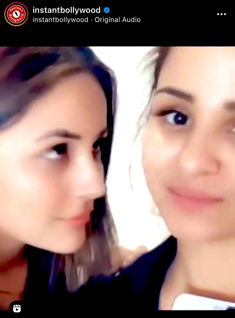 Sana😅 how is she so pyaari? 😭@ishehnaaz_gill is the cutest baby 🤧💖 Instant Bollywood posted Pyaaru reel 💖   #ShehnaazGill