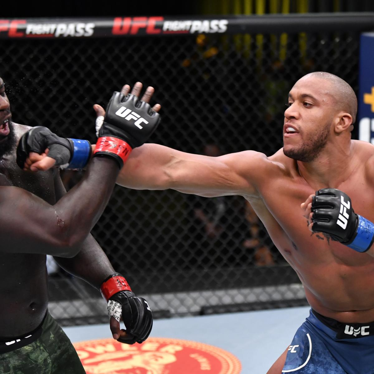 The Real Winners and Losers from UFC Fight Night 186  #MMA #UFC