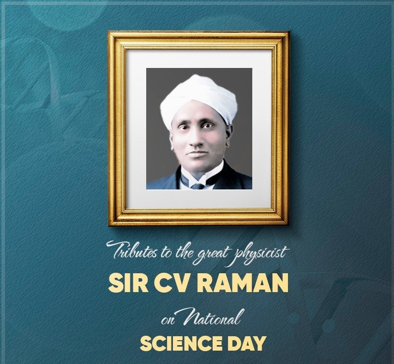 On this day in 1928 Dr. CV Raman made the famous discovery of Raman effect. Which made him not only first Indian, not only first Asian but first non-white to win Nobel Prize in Sciences. The day is rightly celebrated as #nationalscienceday.