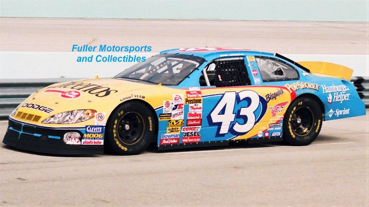 John Andretti @HomesteadMiami in 2001. #CheckIt4Andretti 🏁