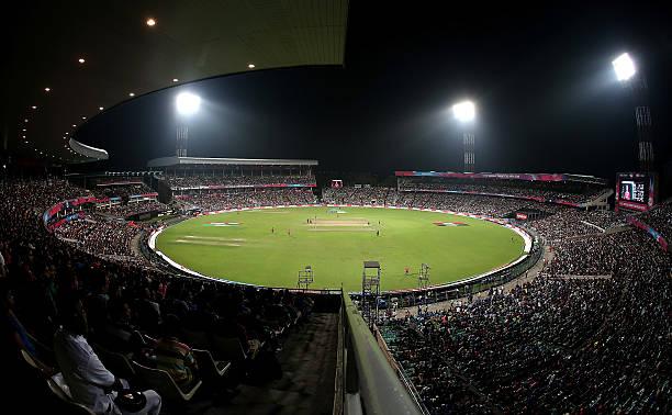 """""""The BCCI has now shortlisted Six cities to conduct this Year's IPL League matches - Mumbai, Bangalore, Chennai, Kolkata, Ahmedabad and Delhi have been shortlisted to host this year's IPL. And playoffs and Final in Ahmedabad.""""  #EdenGardens #Kolkata #KKR #HaiTaiyaar"""