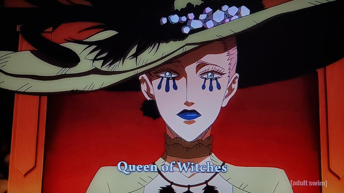 .@marchimark This isn't going to be easy for the witches to train harder before heading into the Spade Kingdom at all costs♠️We're on episode 140 on #Toonami next week #BlackClover