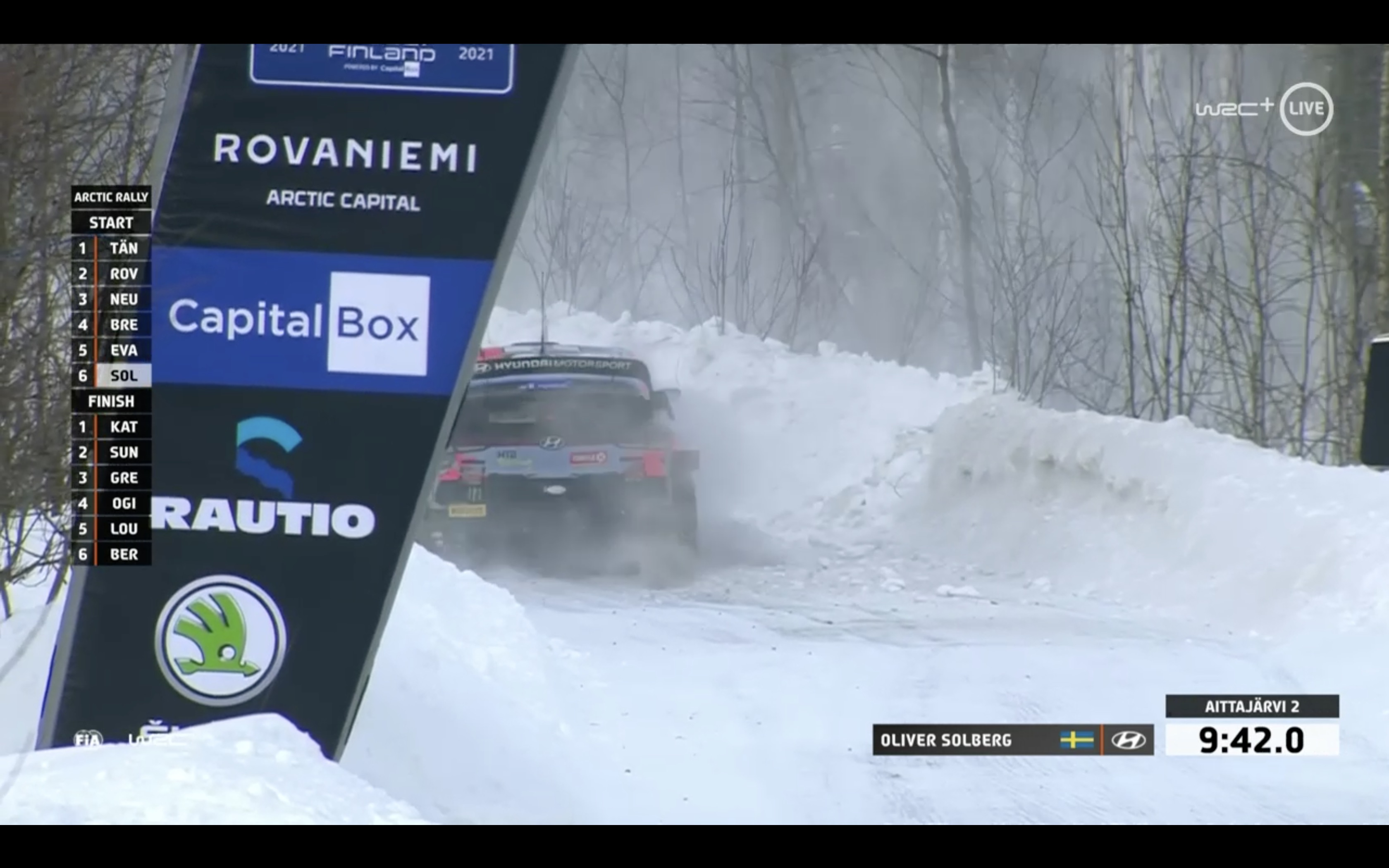 WRC: Arctic Rally Finland - Powered by CapitalBox [26-28 Febrero] - Página 8 EvT7s2ZXcAIirtc?format=jpg&name=4096x4096