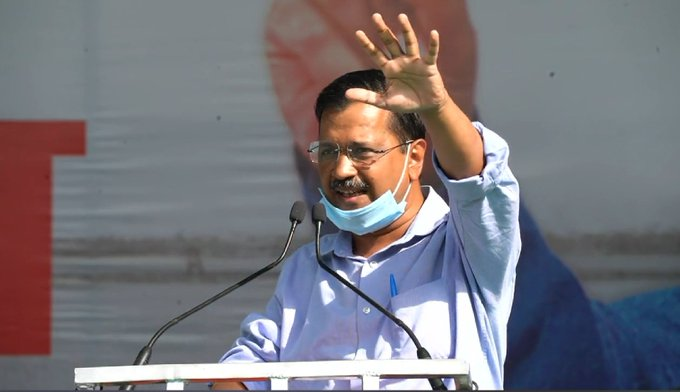 Delhi Chief Minister and Aam Aadmi Party (@AAP) president, #ArvindKejriwal (@ArvindKejriwal), on Sunday, blamed the centre of orchestrating violence on #RepublicDay at Red Fort during the farmers' #tractorrally.