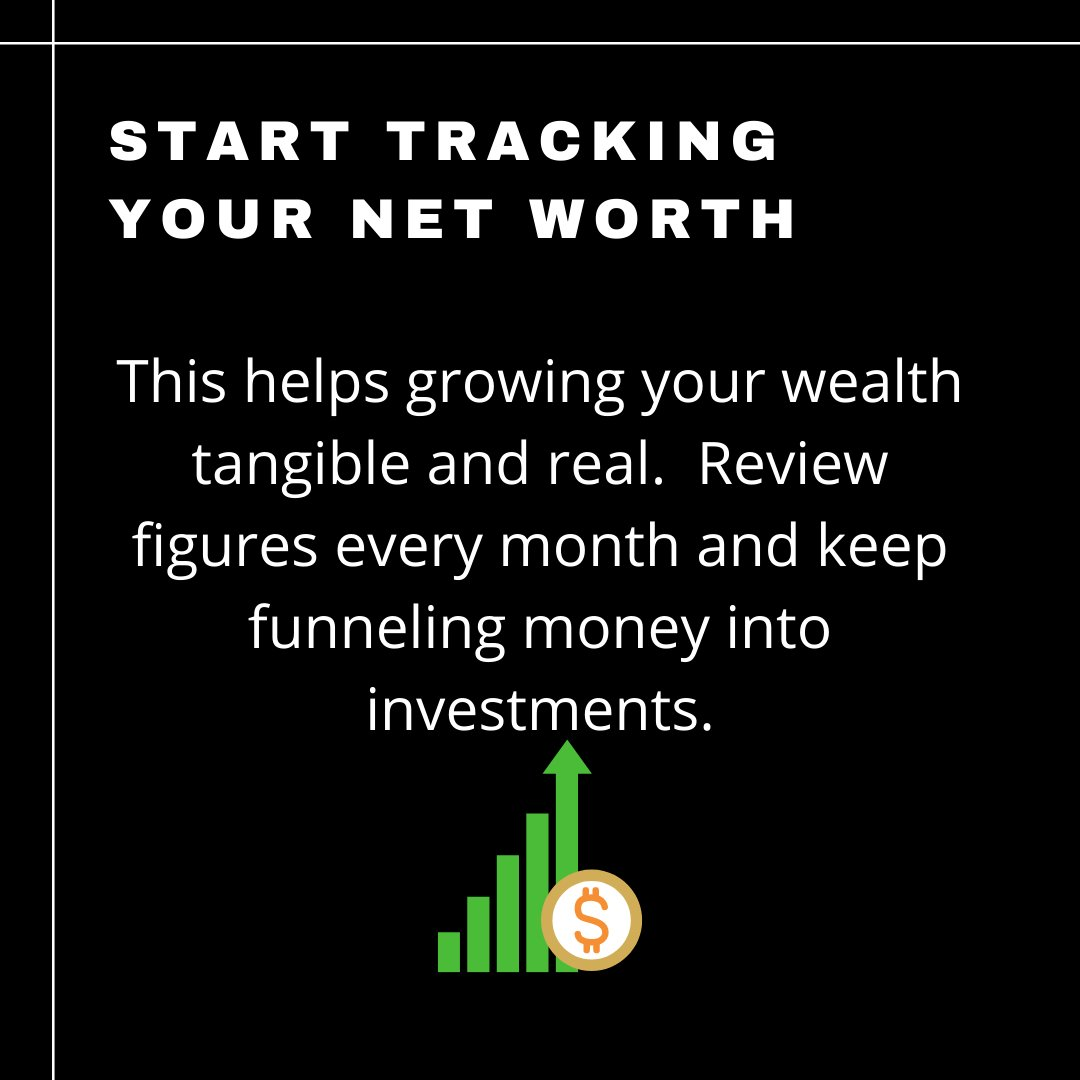 The key to it all, and to know where you are financially is to track your NET WORTH!  #millscorealestate https://t.co/Y5rqJPO9D7