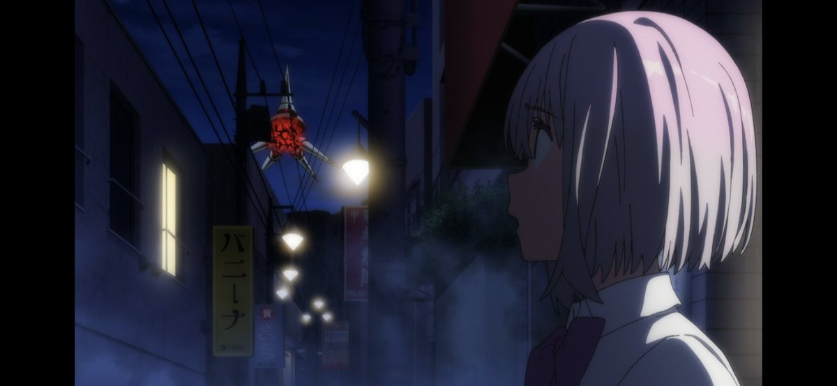 "#Toonami #SSSSGridman  ""No way, Alexis what is the meaning o-!"""