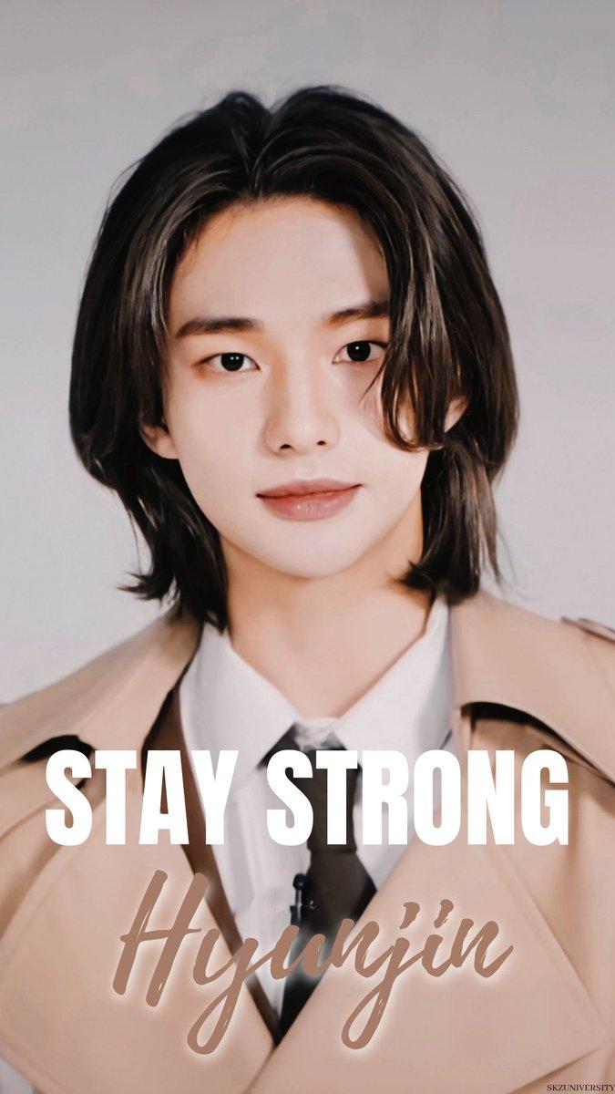 Fighting Hyunjin!! We'll always be by your side. ☺️😍☺️  #StrayKidshyunjin  #StrayKidsOnKingdom  #HyunjinWeLoveYou #Hyunjinbestboy  #HyunjinStayLovesYou