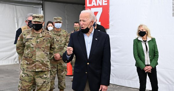 """President Biden sends a message to Iran by authorizing air strikes in Syria: """"You can't act with impunity, be careful"""""""