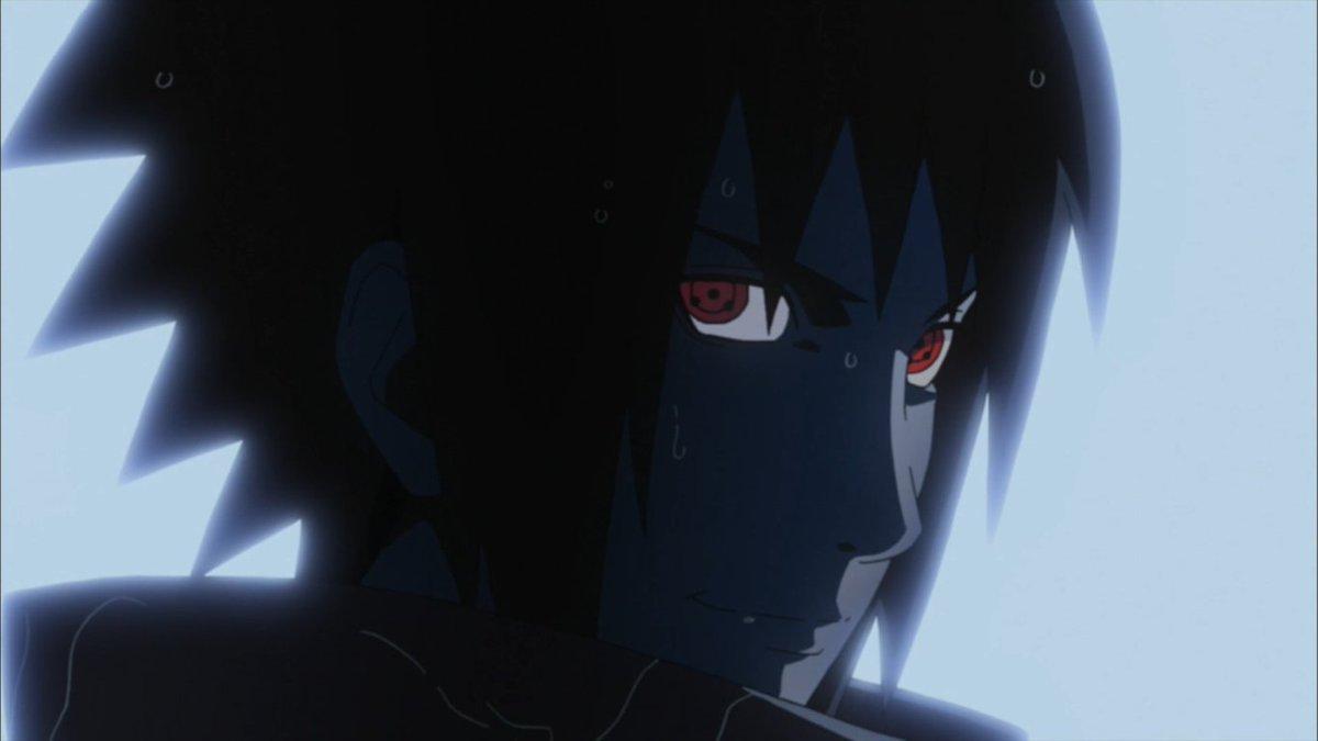 Sasuke is about to join the 4th Great Ninja War! #Shippuden