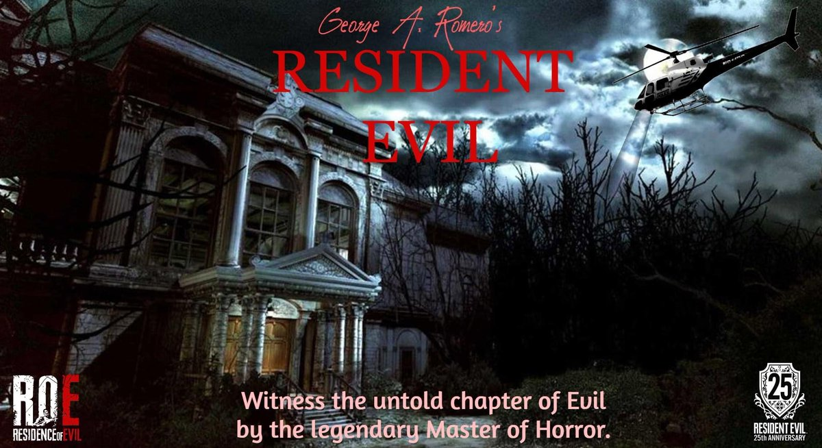 I just added pages 28 and 29 to the RoE Facebook and Discord (under Xanders Evil Exhumed)! Pages 1-27 are also available in the same places but is easier to find on Discord!  - Xander  Links to everything RoE:   #REBHFun #ResidentEvilMovie #RE8 #RE #RE2
