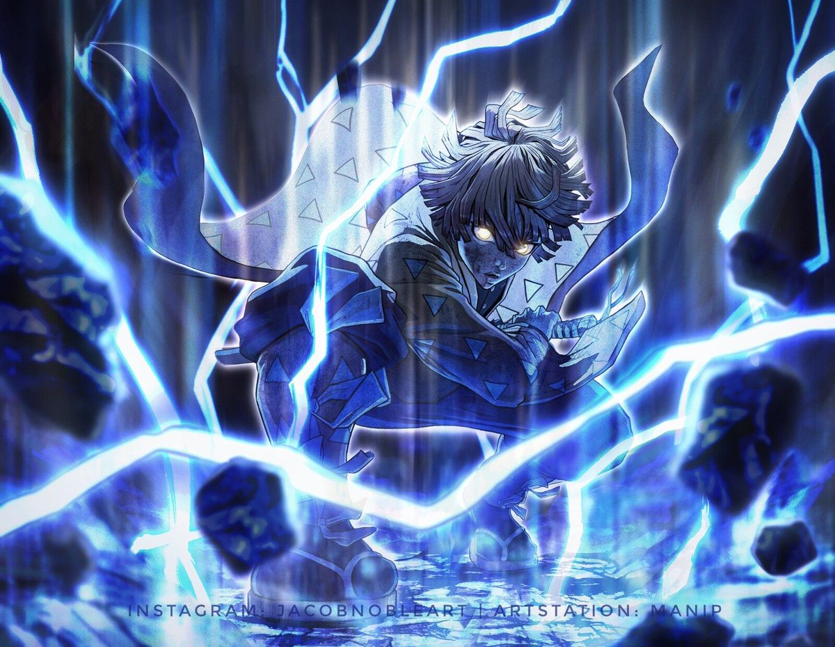 Zenitsu is going ULTRA INSTINCT MODE! #DemonSlayer #Toonami