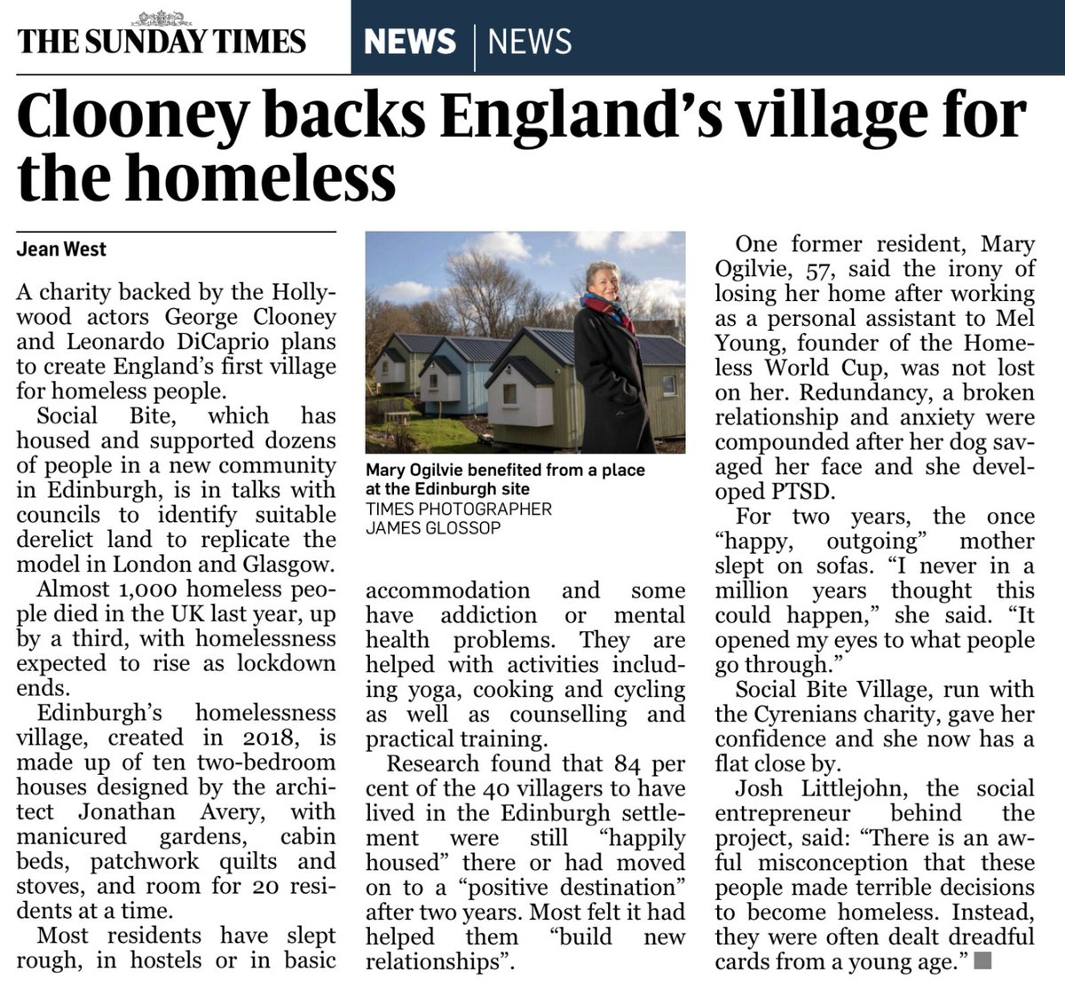 RT @paullewismoney: Homelessness is easy to end. Give them homes. I have been saying this for fifty years. https://t.co/V7NTIvoura