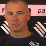 Image for the Tweet beginning: Calcio, Palermo in ritiro a
